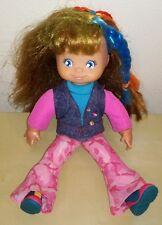 Bambola Bella millecolori ambra pupazzo originale gig vintage doll toys bambola