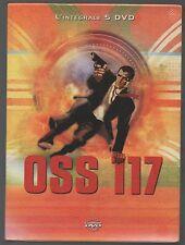 COFFRET OSS 117 .... L'INTEGRALE ... 5 DVD + LIVRET