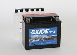 Bateria Moto Exide YTX12-BS | ETX12-BS | GTX12-BS | BTX12-BS | FTX12-BS