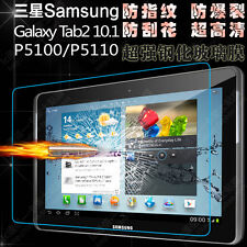 "TY Tempered Glass Film Screen Protector f 10.1"" Samsung Galaxy Tab2 P5100 P5110"