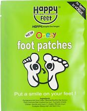 Detox foot patches 3 pairs - 6 Patches ** Happy Feet **