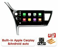 "10"" Android Auto 8.1 Toyota Corolla 2017-2018 Navigatore GPS 2gb 32gb Carplay"