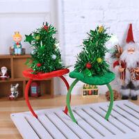 Christmas Tree Hair Hoop Band Headband Sweet Headwear Hair Accessorie