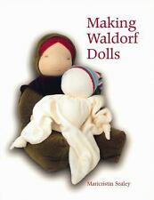 NEW - Making Waldorf Dolls: Creative Doll-Making with Children