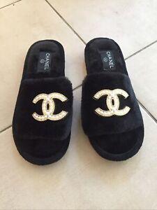 Chanel Slippers UK6