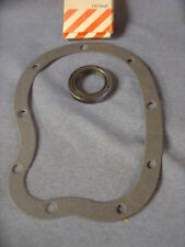 NEW MGB MGA MAGNETTE TIMING COVER FRONT CRANKSHAFT SEAL AND GASKET