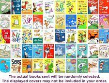 TEN-PACK BUNDLE/LOT OF DR. SEUSS BOOKS ~ HARDCOVERS
