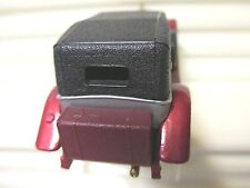 MATCHBOX YESTERYEAR Y16 SILVER MERCEDES with DIFFERENTIAL +Textured RED TRUNK MB