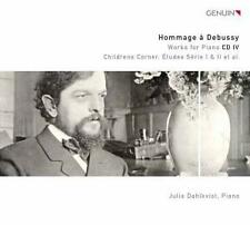 Hommage a Debussy - Klavierwerke Vol. 4: Children'S Corner/Etudes Serie I & II/+