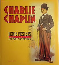 CHARLIE CHAPLIN MOVIE POSTERS BOOK BY Dr.ISRAEL PERRY & JEAN-LOUIS CAPITAINE