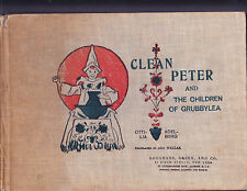 Clean Peter and the Children of Grubbylea, Ottilia Adelborg, circa 1900