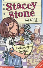 Good, Stacey Stone: Cooking Up Trouble, Apps, Roy, Book