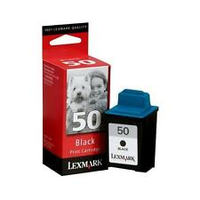 Lexmark #50 BLACK Ink Cartridge for P3150/P707/Z12/Z22/Z32/Z707/Z705/Z710/Z715