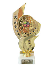 Clay Court Tennis Award Unity Sports Trophy (A2) ENGRAVED FREE