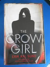 THE CROW GIRL:  SIGNED FIRST EDITION FIRST PRINT:  PRISTINE