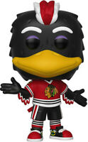FUNKO POP! NHL MASCOTS: Blackhawks - Tommy Hawk [New Toy] Vinyl Figure