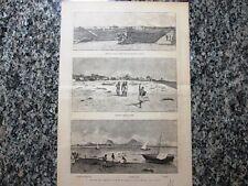 In viaggio per Assab nel 1885: Canale di Suez - Porto Said - Guisr - Cantara