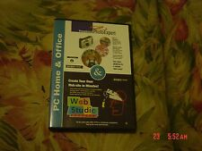 Instant PrintArtist PhotoExpert/Web Studio Express (DVD, 1999) PC Home & Office