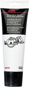SKIL 80111 Worm Drive Saw Lubricant Pack of 1, Black GREAT VALUE!!