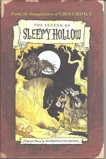 Legend of Sleepy Hollow HC by Washington Irving & Gris Grimly