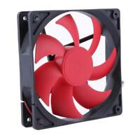 120MM DC 12V USB 2 Pin Ultra Quiet Case CPU Cooling Fan Cooler for Computer