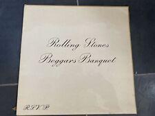 ROLLING STONES BEGGARS BANQUET 1968 UK (LK4955) DECCA MONO VINYL LP