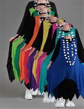 ♦ 9 Farben  AKH Trägerkleid EG  40,4244,46,48,50,52/54 zipfelig ♦