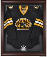 Boston Bruins Mahogany Jersey Display Case - Fanatics