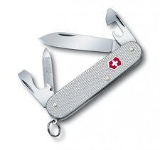 🌟 0.2601.26 VICTORINOX SWISS ARMY POCKET KNIFE CADET Alox 53042 Folding Knife z