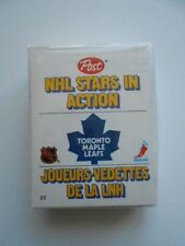 NHL hockey Post cereal limited issued pop-up cards set 1981