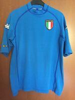 Maglia Shirt Trikot Camiseta Maillot Italia Italy Italien Euro 2000 Kappa Kombat