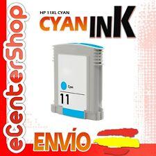 Cartucho Tinta Cyan / Azul NON-OEM 11 - HP Designjet 110 Plus