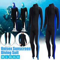 Lightweight Men Full Body Wetsuit Diving Snorkeling Surfing Scuba Suit Jumpsuit
