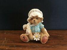 "fits 15/"" to 18 inch doll also Enesco Steiff Cherished Teddies Daisy hat."