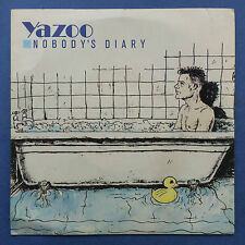 Yazoo - Nobody's Diary / State Farm - Mute Records 7YAZ003 Ex/Ex JUKEBOX READY