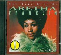 Aretha Franklin - The Very Best Of Cd Perfetto