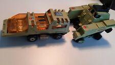 Matchbox Lesney Super Kings King Size Adventures K-2001 Raider Command 1977