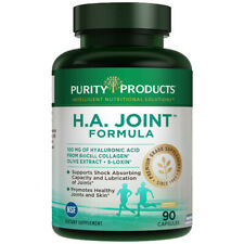 Purity Products HA Joint Formula 90 Caps Quercetin/Olive/Hyaluronic Acid