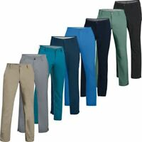 UNDER ARMOUR UA MATCH PLAY TAPERED LEG PANTS MENS GOLF TROUSERS 40% OFF RRP
