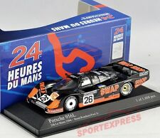 NUEVO 1/43 Minichamps Porsche 956L, 24 hrs LeMans 1984, #26