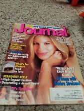 Ladies' Home Journal Magazine Barbara Streisand February 1992