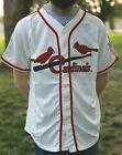 sz L large St. Louis Cardinals SGA JERSEY Adult 1944 Inspired vtg retro 2021 lg