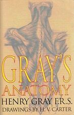 Gray's Anatomy, Gray, Henry, Very Good, Paperback