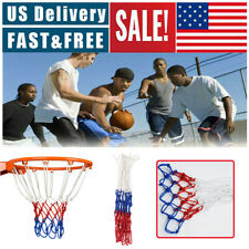 Replacement Basketball Net Nylon All Weather Hoop Goal Standard Rim Outdoor US