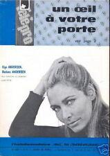 TELEPRO 0895 (29/4/71) ELGA ANDERSEN BARBARA ANDERSEN