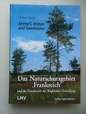 Naturschutzgebiet Frankreich Naturkunde Waghäusler Gemarkung Waghäusel 1997