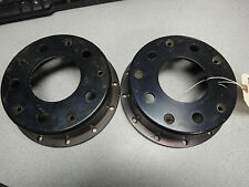 NASCAR Brake Rotor Hats Raceused Good Condition Brembo BRE 80.043