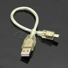 Repuesto Cable Mini USB para disco duro externo-USB a Mini USB 15 Cm