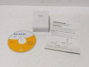 NETGEAR XE103 Wall-Plugged 85Mbps Powerline Ethernet Adapter