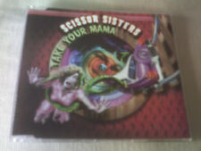 SCISSOR SISTERS - TAKE YOUR MAMA - UK CD SINGLE